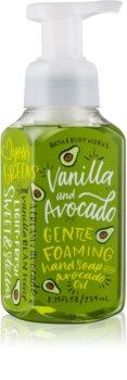 Bath & Body Works Vanilla & Avocado pěnové mýdlo na ruce