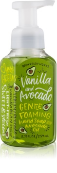 Bath & Body Works Vanilla & Avocado penové mydlo na ruky
