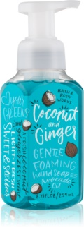 Bath & Body Works Coconut & Ginger pjenasti sapun za ruke