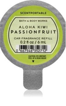 Bath & Body Works Aloha Kiwi Passionfruit désodorisant voiture 6 ml recharge