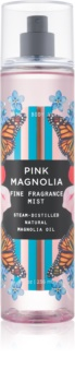 Bath & Body Works Pink Magnolia Bodyspray  voor Vrouwen  236 ml