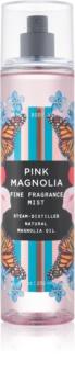 Bath & Body Works Pink Magnolia tělový sprej pro ženy 236 ml