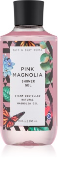 Bath & Body Works Pink Magnolia gel douche pour femme 295 ml