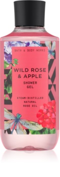 Bath & Body Works Wild Rose & Apple gel doccia per donna 295 ml