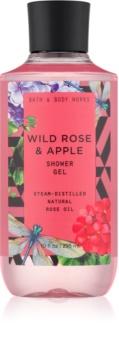 Bath & Body Works Wild Rose & Apple gel za prhanje za ženske 295 ml