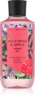 Bath & Body Works Wild Rose & Apple Shower Gel for Women