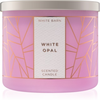 Bath & Body Works White Opal Scented Candle 411 g