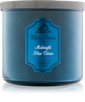 Bath & Body Works Midnight Blue Citrus vonná sviečka 411 g