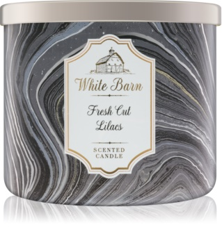 Bath & Body Works Fresh Cut Lilacs vonná svíčka 411 g II.