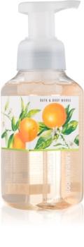 Bath & Body Works Sandalwood & Citrus hab szappan kézre