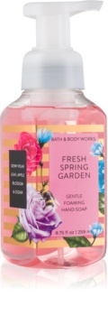Bath & Body Works Fresh Spring Garden Sapun spuma pentru maini