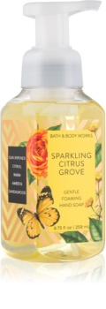 Bath & Body Works Sparkling Citrus Groove mydło w piance do rąk