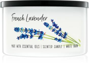 Bath & Body Works French Lavender vonná sviečka 411 g