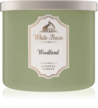 Bath & Body Works Woodland candela profumata 411 g