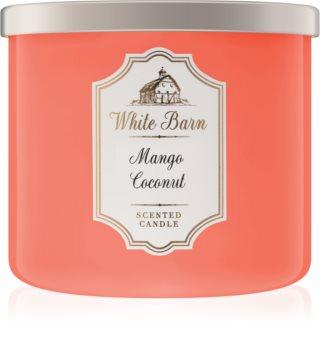 Bath & Body Works Mango Coconut ароматна свещ  411 гр.