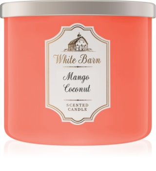 Bath & Body Works Mango Coconut vonná sviečka 411 g