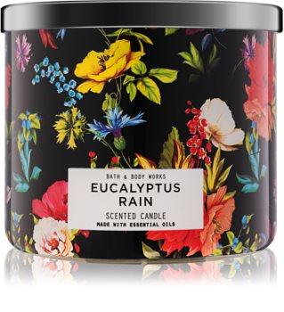 Bath & Body Works Eucalyptus Rain lumânare parfumată  411 g I.