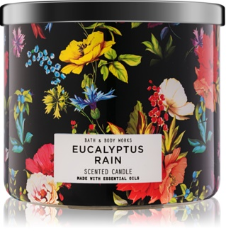 Bath & Body Works Eucalyptus Rain Scented Candle 411 g I.