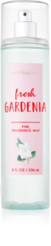 Bath & Body Works Fresh Gardenia spray corpo per donna 236 ml