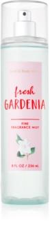 Bath & Body Works Fresh Gardenia telový sprej pre ženy 236 ml