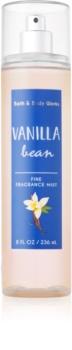 Bath & Body Works Vanilla Bean spray corporel pour femme 236 ml