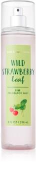 Bath & Body Works Wild Strawberry Leaf spray corporel pour femme 236 ml