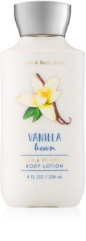 Bath & Body Works Vanilla Bean mleczko do ciała dla kobiet 236 ml