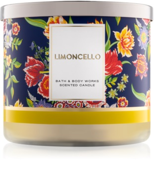 Bath & Body Works Limoncello illatos gyertya  411 g  I.