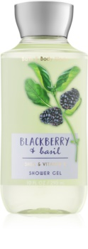 Bath & Body Works Blackberry & Basil sprchový gél pre ženy 295 ml
