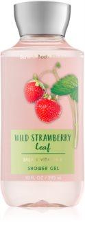 Bath & Body Works Wild Strawberry Leaf Shower Gel for Women 295 ml