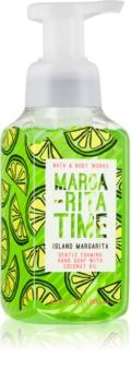 Bath & Body Works Island Margarita αφρώδες σαπούνι για τα χέρια
