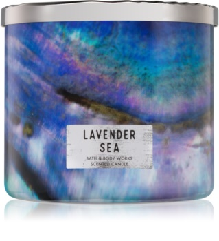 Bath & Body Works Lavender Sea Scented Candle 411 g