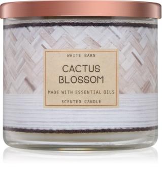 Bath & Body Works Cactus Blossom vonná sviečka 411 g