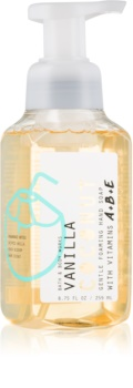Bath & Body Works Vanilla Coconut folyékony szappan
