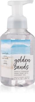 Bath & Body Works Golden Sands schiuma detergente mani