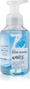 Bath & Body Works Blue Ocean Waves hab szappan kézre