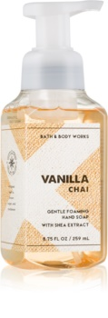 Bath & Body Works Vanilla Chai schiuma detergente mani