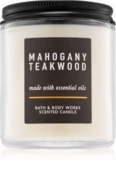 Bath & Body Works Mahogany Teakwood scented candle III