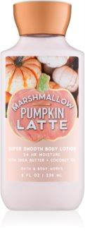 Bath & Body Works Marshmallow Pumpkin Latte leite corporal para mulheres 236 ml