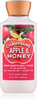 Bath & Body Works Champagne Apple & Honey Bodylotion  voor Vrouwen  236 ml