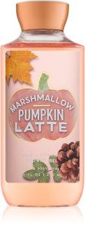 Bath & Body Works Marshmallow Pumpkin Latte gel de douche pour femme 295 ml