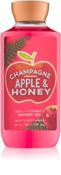 Bath & Body Works Champagne Apple & Honey gel douche pour femme 295 ml