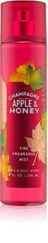 Bath & Body Works Champagne Apple & Honey telový sprej pre ženy 236 ml