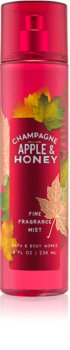 Bath & Body Works Champagne Apple & Honey tělový sprej pro ženy 236 ml