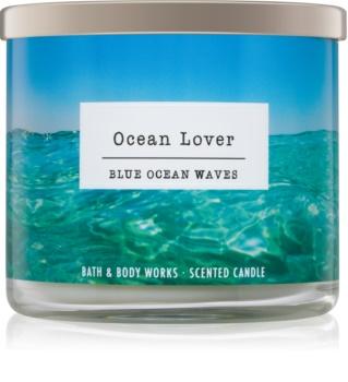 Bath & Body Works Blue Ocean Waves Geurkaars 411 gr I. Ocean Lover