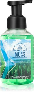 Bath & Body Works Mint & Moss schiuma detergente mani
