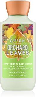 Bath & Body Works Crisp Orchard Leaves Körperlotion Damen 236 ml