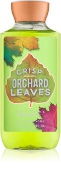 Bath & Body Works Crisp Orchard Leaves gel de douche pour femme 295 ml