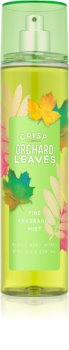 Bath & Body Works Crisp Orchard Leaves telový sprej pre ženy 236 ml