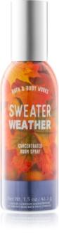 Bath & Body Works Sweater Weather bytový sprej 42,5 g